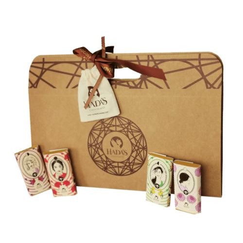 kit hadas chocolates arquetipos del ciclo menstrual