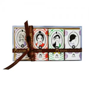 set hadas chocolates de arquetipos del ciclo menstrual