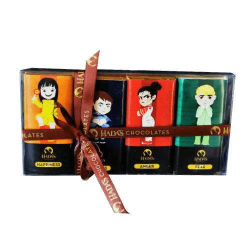 set hadas chocolates de las emociones