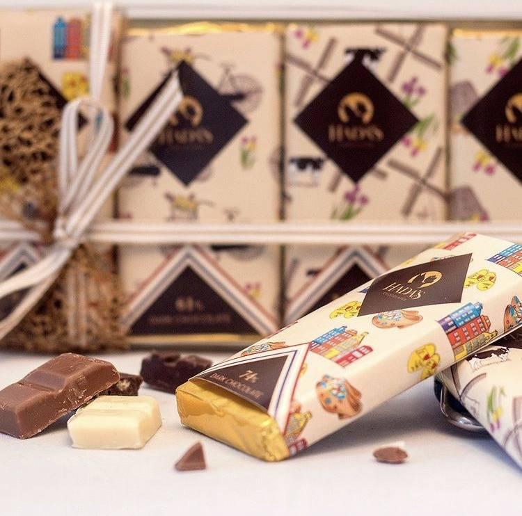 chocolates hadas